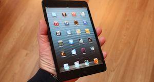 Test: iPad mini