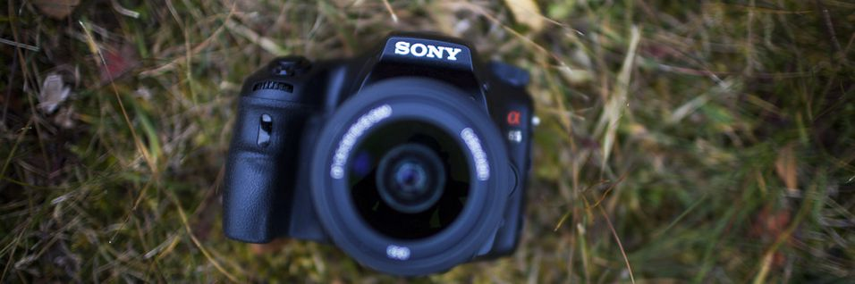 TEST: Sony SLT-A65