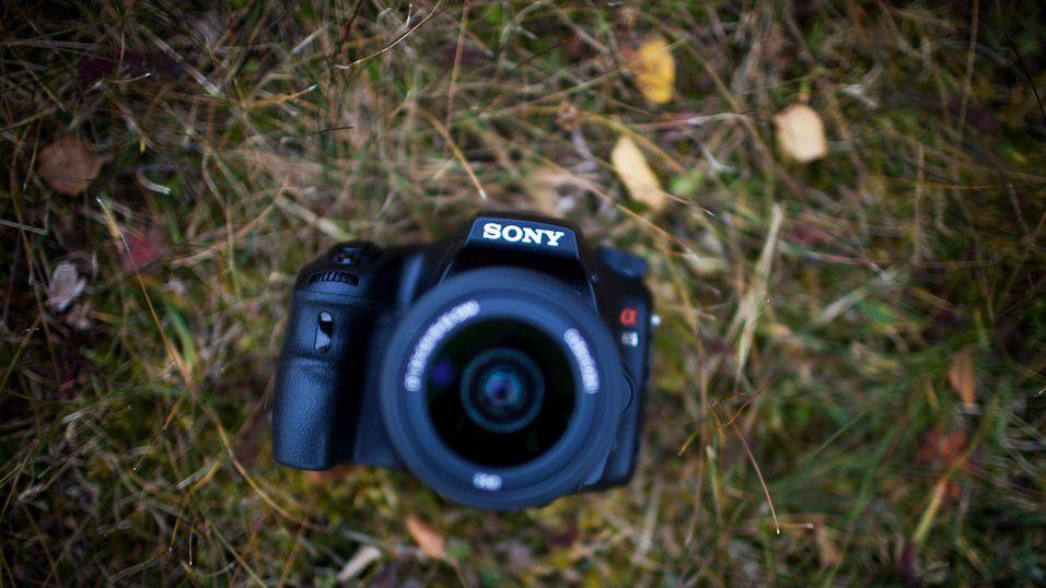 TEST: Sony SLT-A65