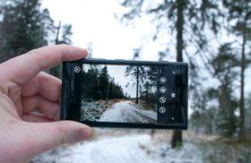 Kameraet i Lumia 920 fungerer på en helt annen måte, men bærer likevel PureView-navnet.