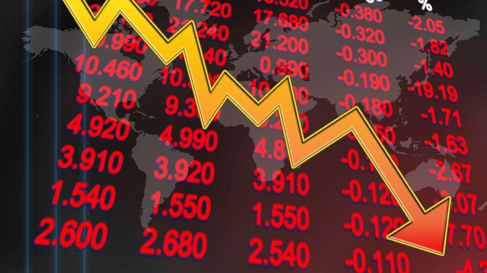AMDs markedsandeler i fritt fall