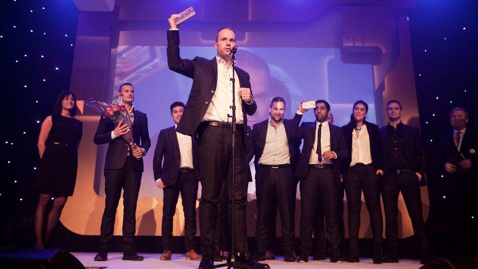 Samsung vant både prisene for Årets mobil og Norges favorittmobil.