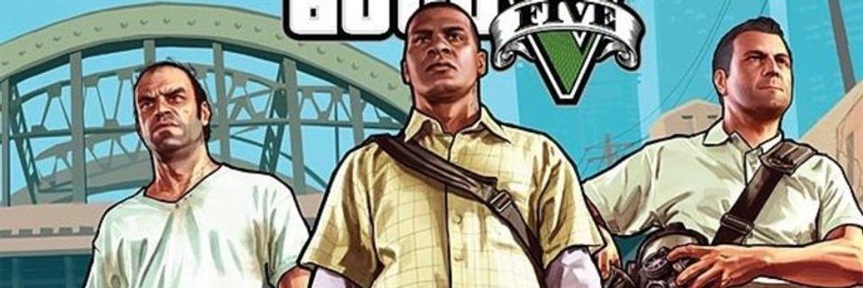 Grand Theft Auto V blir stort