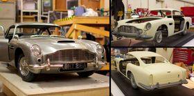 Bilder av 3D-modellen.