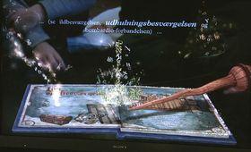 MAGISK? ...og slik ser boka ut på skjermen.