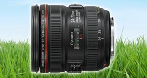 Canon EF 24-70L f/4 IS Et lovende allroundobjektiv