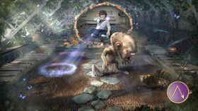 Wondebook skaper en tredimensjonal virkelighet på en todimensjonal skjerm.