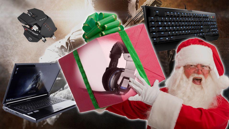 Julenissen har mange spennende ting å legge under juletreet til Gameren i år.