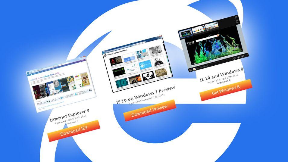 Nå får endelig Windows 7-brukere også teste ut siste inkarnasjon av Internet Explorer.