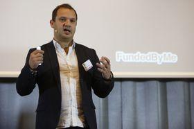 Daniel Daboczy i FundedByMe.