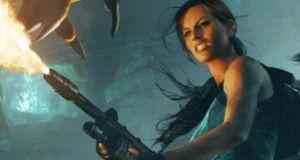Lara Croft i nettlesaren