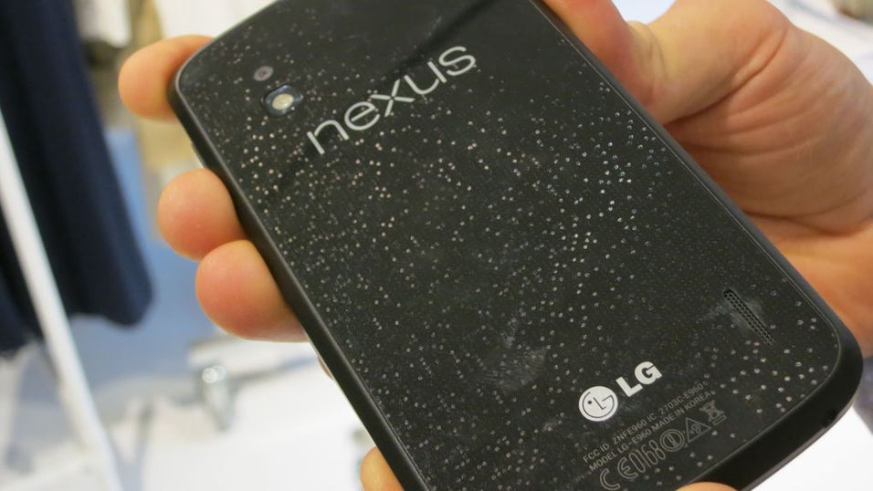 Nexus 4 er utsolgt
