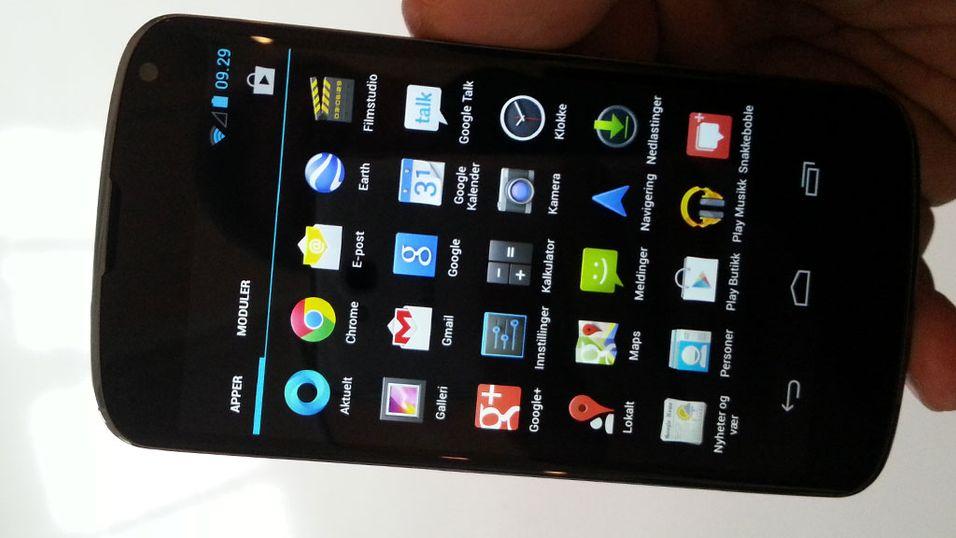 SNIKTITT: Her er markedets kraftigste Android-mobil