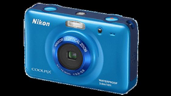 Nikon Coolpix S30 er det eneste kameraet på markedet som er spesielt tiltenkt barn.