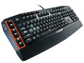 Logitech G710 Gaming Keyboard.