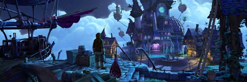 Fargerikt fantasy-eventyr i desember