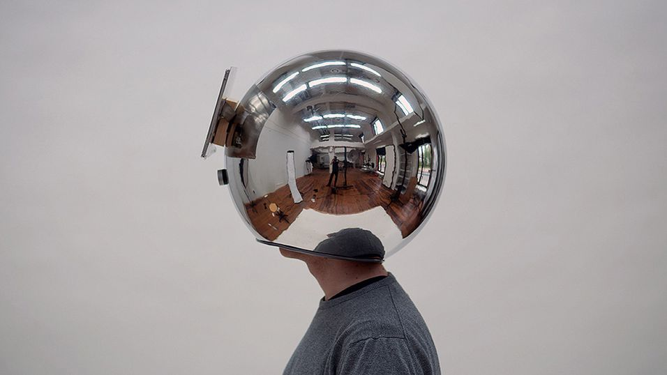 The Decelerator er ikke som andre hjelmer.