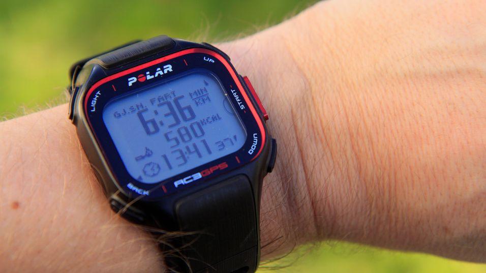 TEST: Polar RC3 GPS