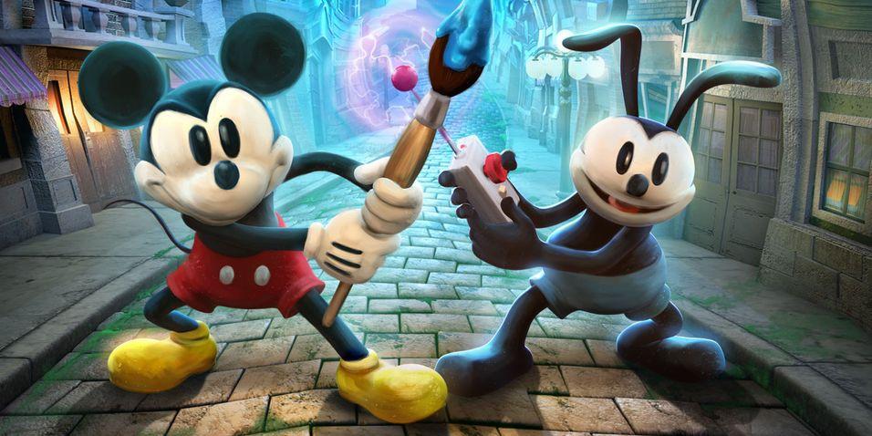 ANMELDELSE: Et spill med skikkelig Disney-sjel