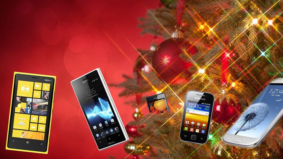 GUIDE: Her er de perfekte mobilene å gi til jul
