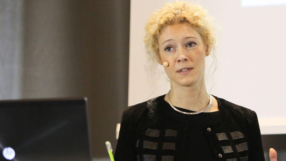 Randi-Lise Almås i VG.