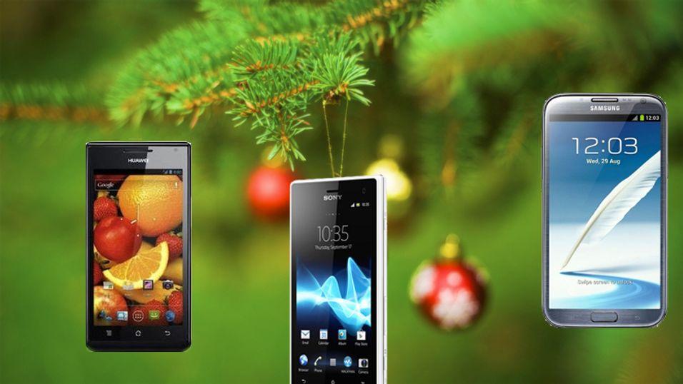 GUIDE: Mobil i julegave?
