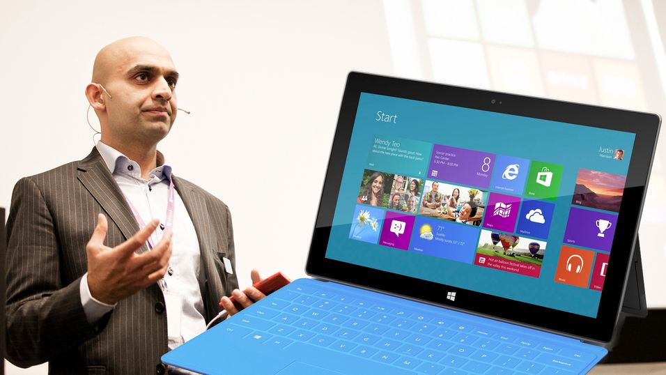 Arif Shafique er Developer Evangelist i Microsoft Norge, og ekspert på Windows 8, Windows RT og Windows Phone 8.