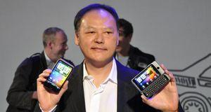 HTC-sjef Peter Chou har gitt fra seg flere oppgaver for å fokusere på produktutvikling og innovasjon.