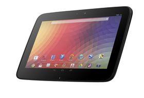 Sammen med LGs Nexus 4 ble også nettbrettet Nexus 10 lansert. Det er først og fremst på nettbrettene problemene har meldt seg.