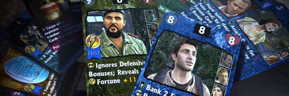 Nytt Uncharted-spel kunngjort