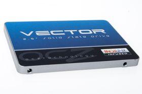 Slik ser OCZ Vector ut utvendig.