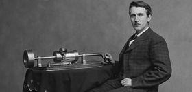 Thomas Edison var en glimrende oppfinner, men en svært dårlig spåmann.