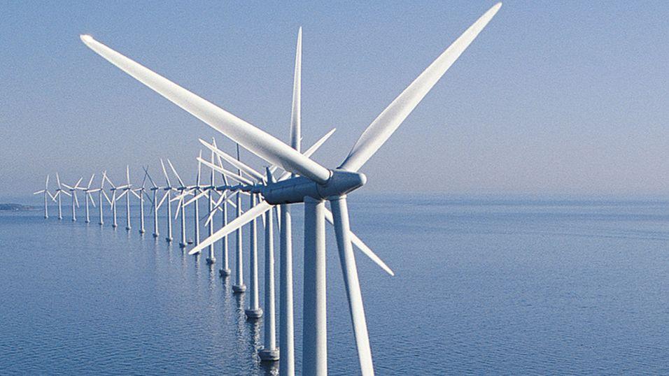 Turbina Sapiens produserer nok strøm til å forsyne 6000 husstander.