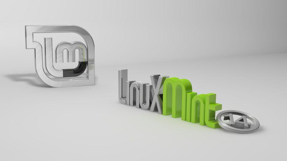 Linux Mint blir fjortis.