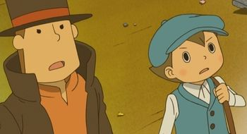 Test: Professor Layton and the Miracle Mask