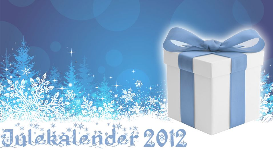 KONKURRANSE: Vinn en solid premie i kalenderluke 16