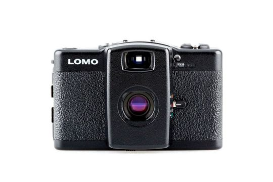 Lomo LC-A var det første Lomo-kameraet.