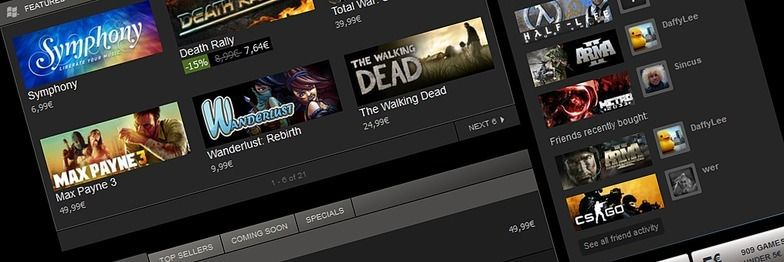 Ny rekord for Steam