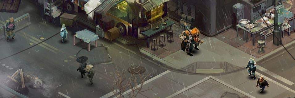 Utsetjing for Shadowrun Returns