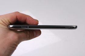 Samsung Ativ S er 8,7 milllimeter tykk.