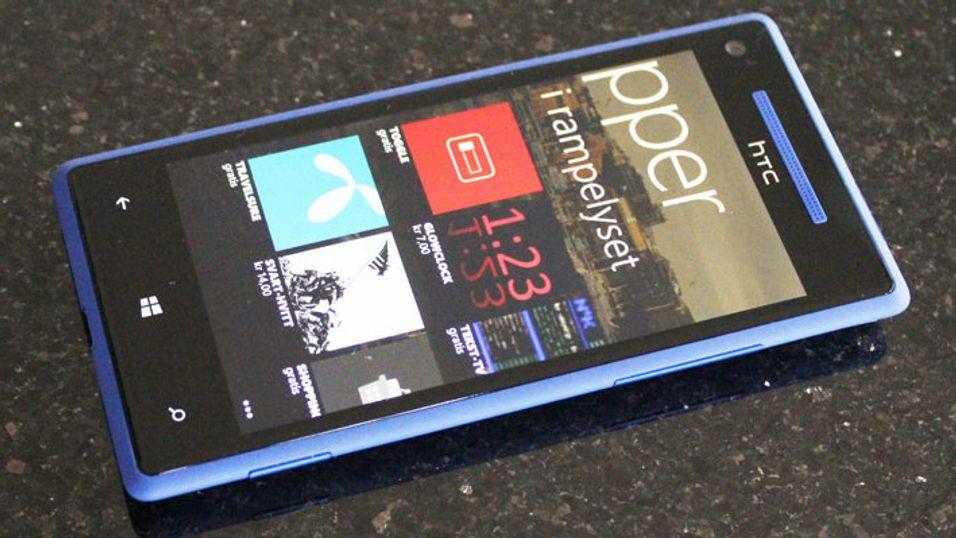 Windows Phone 8 blir mer business-vennlig