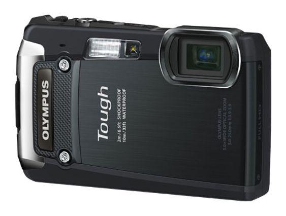 Olympus TG-820 tåler det meste og passer for hele familien.