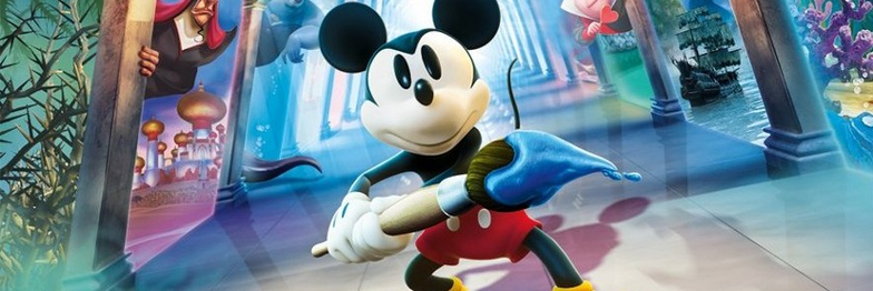ANMELDELSE: Epic Mickey: Power of Illusion
