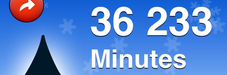 TEST: Christmas Countdown (iOS)
