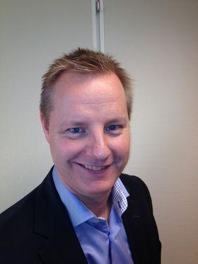 Kent Antonsen, salgssjef i Doro.