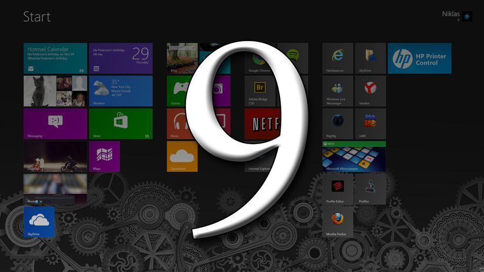 Windows 9, også kalt Windows Blue, vil komme allerede neste år, ifølge kilder.