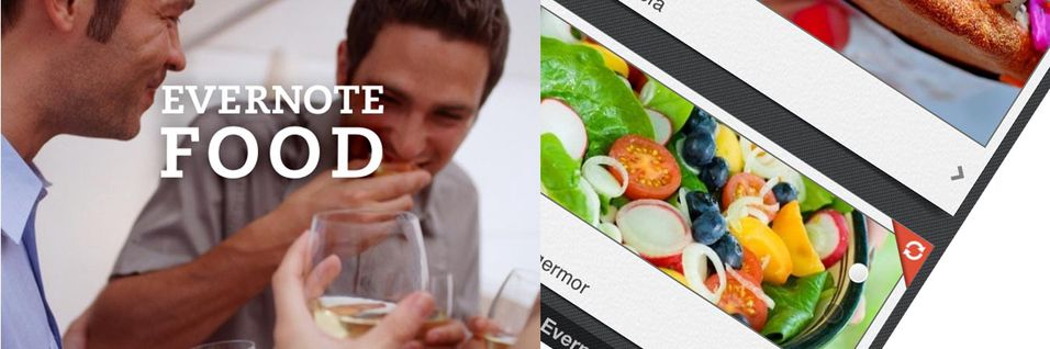 TEST: Evernote Food (iOS og Android)