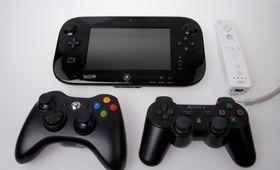 GamePads kontrollerfamilie.