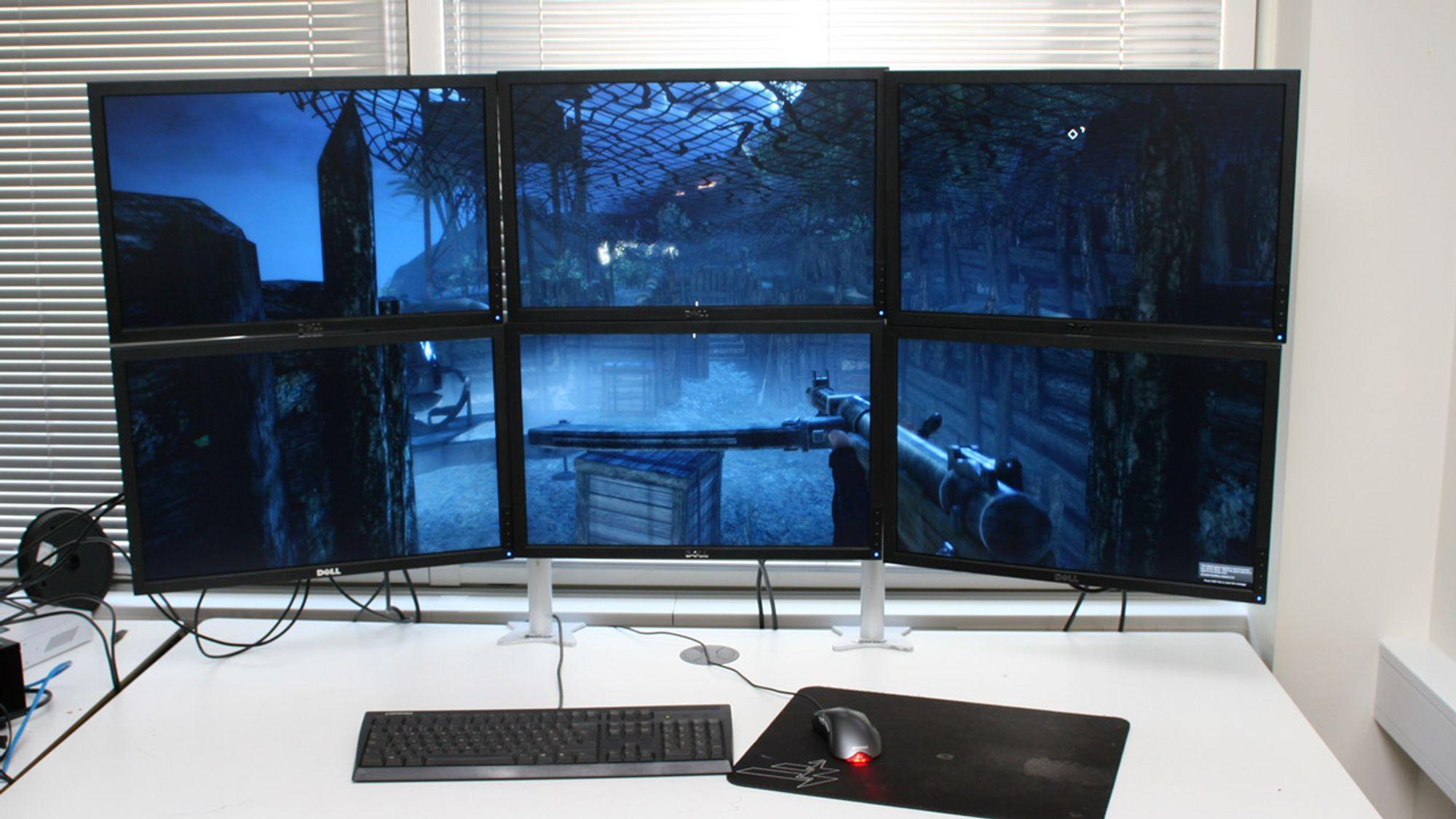 Les Irriterer du deg over de tykke skjermkantene?