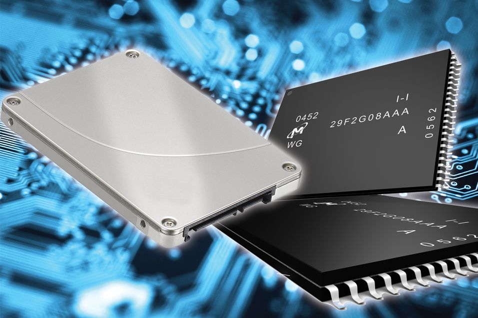 """Nå kan SSD-er få """"evig liv"""""""